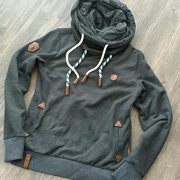 Naketano Double Hooded Pullover